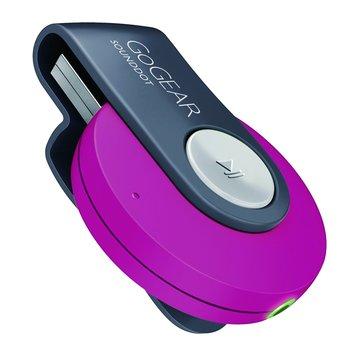 Philips Player SoundDot 2G 粉紅 MP3(福利品出清)