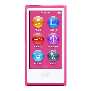 iPod nano 16G 粉紅(MKMV2TA/A)