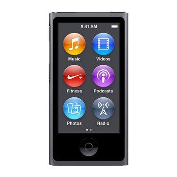 iPod nano 16G 灰(MKN52TA/A)