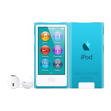 iPod nano 16G 藍 (1210)(福利品出清)