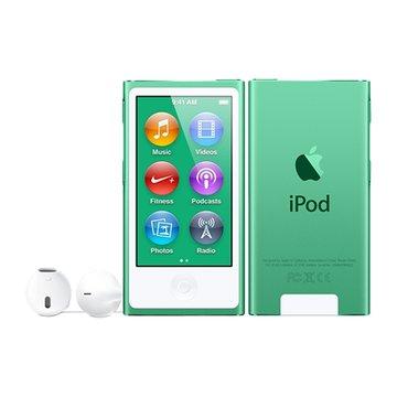 iPod nano 16G 綠 (1210)(福利品出清)