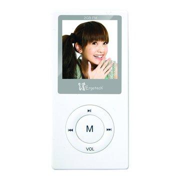 "DeeJay UC500 4G 白 1.5"" MP4(福利品出清)"