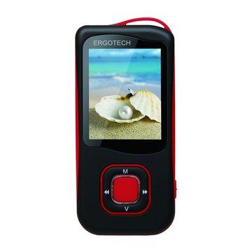 人因 UC512 4GB 黑紅 MP4(福利品出清)