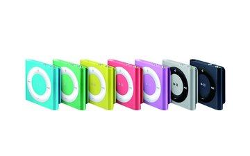 iPod shuffle 2G 碳黑(1210) (福利品出清)