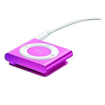 iPod shuffle 2G 粉紅(1010)(4th GEN)(福利品出清)
