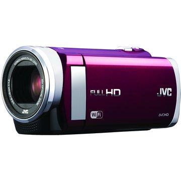 JVC GZ-EX210(紅)記憶卡式數位攝影機