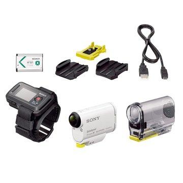 HDR-AS100VR白 插卡式運動攝影機