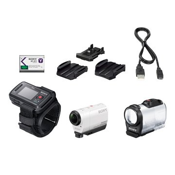 HDR-AZ1VR白 插卡式運動攝影機