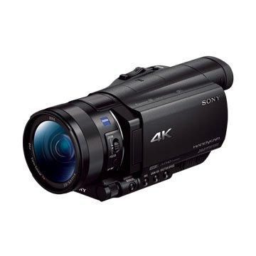 FDR-AX100 4K高畫質攝影機/黑