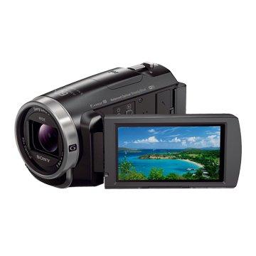 SONY 新力牌 HDR-PJ675 插卡式攝影機/黑