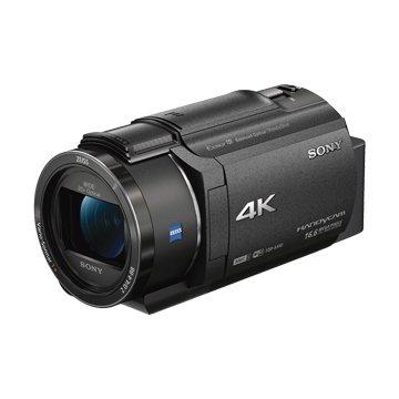 FDR-AX40 4K /黑 插卡式攝影機