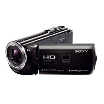 HDR-PJ380黑 插卡式攝影機