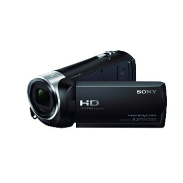HDR-CX240 插卡式攝影機/黑