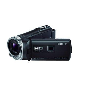 HDR-PJ340 插卡式攝影機/黑