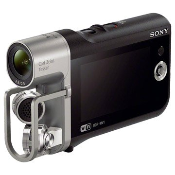 HDR-MV1/黑 插卡式攝影機
