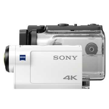 FDR-X3000白 插卡式4K運動攝影機