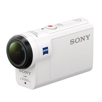 SONY 新力牌 HDR-AS300白 HD插卡式運動型攝影機
