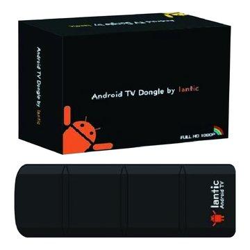 LANTIC 彩虹奇機-L001 Android智慧電視棒(福利品出清)