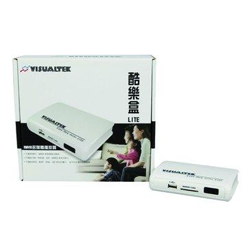 UPMOST VM-1201U RMVB多媒體播放器(福利品出清)