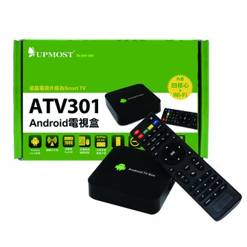 UPMOST ATV301 Android電視盒(福利品出清)