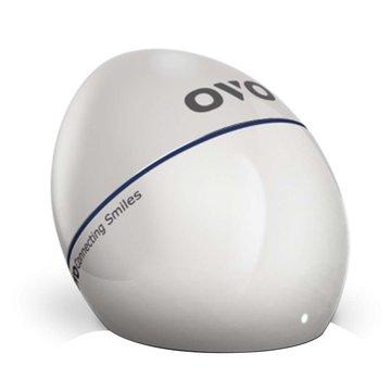 OVO電視出奇蛋(北極白)(福利品出清)