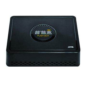 厚普 Push Box 1001 普普盒 多媒體播放盒(福利品出清)