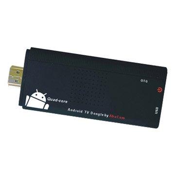 Abocom 友旺 友旺A18 Android四核心智慧電視棒※送無線飛鼠(AM05)※(福利品出清)