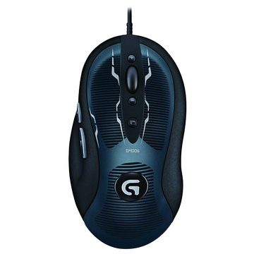 黑/G400s遊戲玩家級光學滑鼠/USB