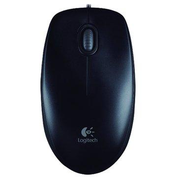 B100有線光學鼠/USB