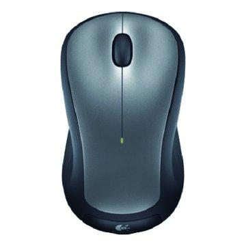 Logitech M310t無線滑鼠(銀黑)