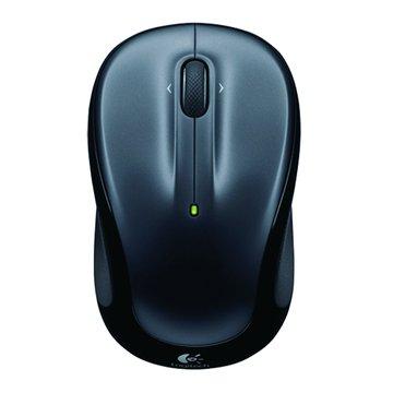 Logitech M325無線滑鼠(黑)
