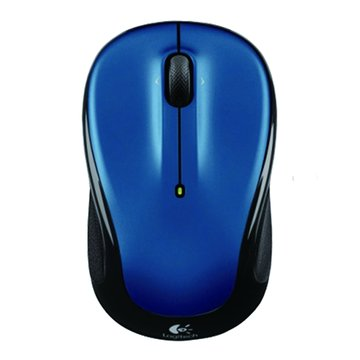 Logitech M325無線滑鼠(藍)