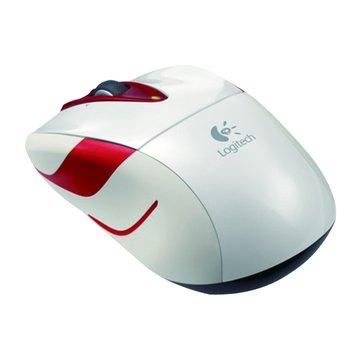 白/M525無線光學滑鼠