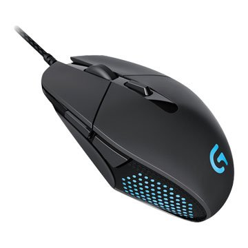 Logitech G303遊戲滑鼠/USB