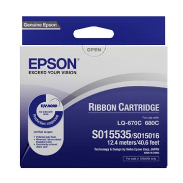 EPSON S015535 黑色色帶