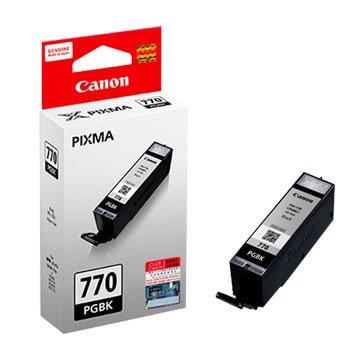 Canon 佳能 PGI-770 PGBK 黑色墨水匣