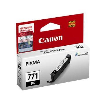 Canon 佳能 CLI-771 BK 黑色墨水匣