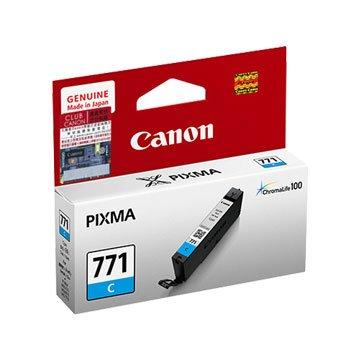 Canon 佳能 CLI-771 C 靛藍色墨水匣