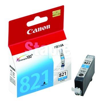 Canon 佳能 CLI-821C 靛藍色墨水匣
