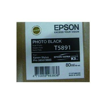 T589100 相片黑色墨水匣