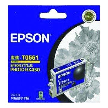 EPSON 愛普生 T056150 黑色墨水匣