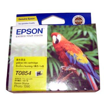 EPSON 愛普生 T122400/T085400(85N) 黃色墨水匣