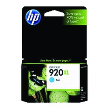 hp 惠普 CD972AA(920XL) 藍色墨水匣