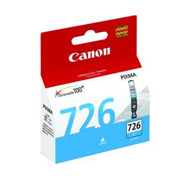 Canon 佳能 CLI-726C 藍色墨水匣