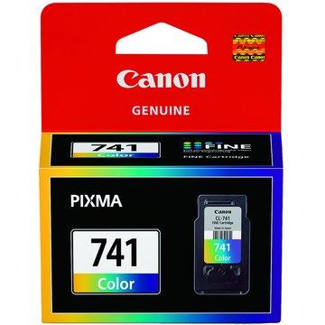 Canon 佳能 CL-741 彩色墨水匣