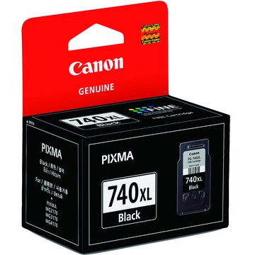 Canon 佳能 PG-740XL 黑色墨水匣