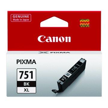 Canon 佳能 CLI-751BK XL 黑色墨水匣