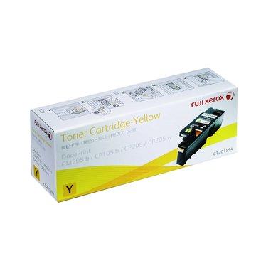 Fuji Xerox CT201594 黃色碳粉匣