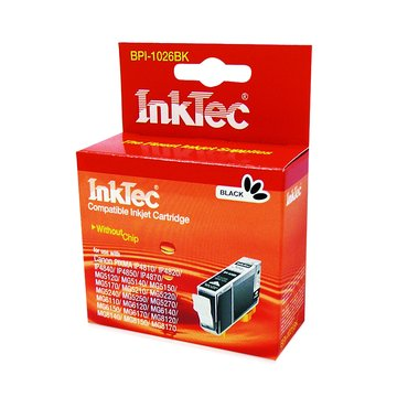InkTec 偉橋 副廠墨匣BPI-1026BK