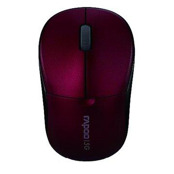 1090P 5G無線光學鼠(紅)